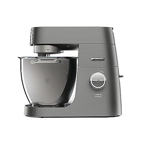 Kenwood KVL8320S Chef XL Titanium Küchenmaschine 6,7l inkl. Zubehör | 5011423189499