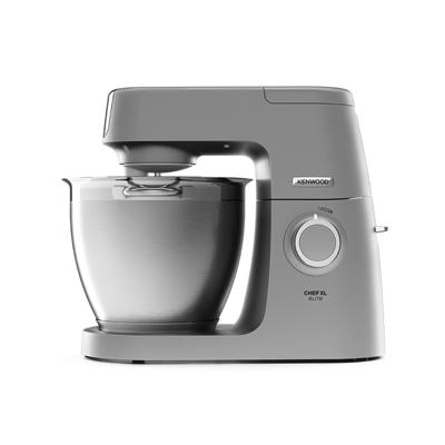 Kenwood Haushaltsgeräte Kenwood KVL6320S Chef XL Elite Küchenmaschine 6,7l inkl. Mixaufsatz und Zubehör | 5011423191812