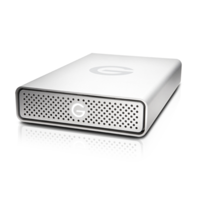G-Technology  G-DRIVE USB 4TB USB3.0 3,5zoll SATA300 7200rpm silber | 0705487196351