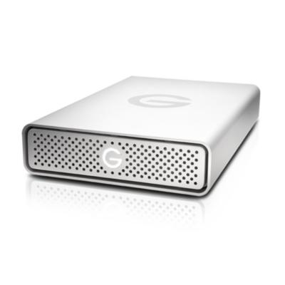 G-Technology  G-DRIVE USB 6TB USB3.0 3,5zoll SATA300 7200rpm silber | 0705487196559