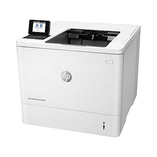 HP LaserJet Enterprise M607dn S/W-Laserdrucker LAN