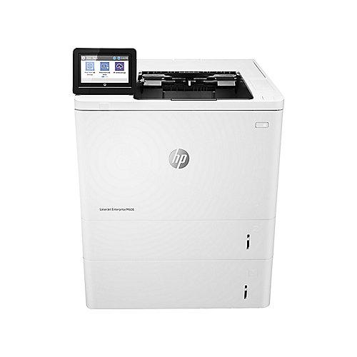 HP LaserJet Enterprise M608x S/W-Laserdrucker L...