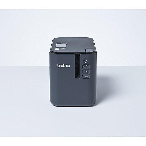 P-touch PT-P950NW Beschriftungsgerät Etikettendrucker LAN WLAN   4977766760928