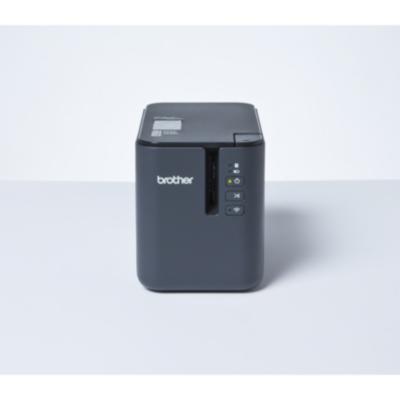 Brother  P-touch PT-P950NW Beschriftungsgerät Etikettendrucker LAN WLAN | 4977766760928