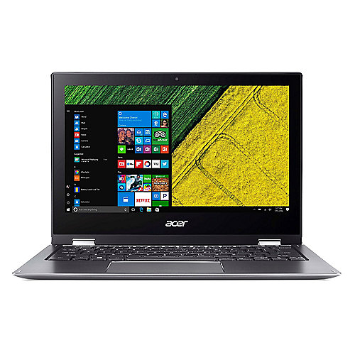 Acer Spin 1 SP111-32N-P1PR 11,6 FHD Touch Pentium N4200 4GB/128GB eMMC Win10″ | 4713883307451