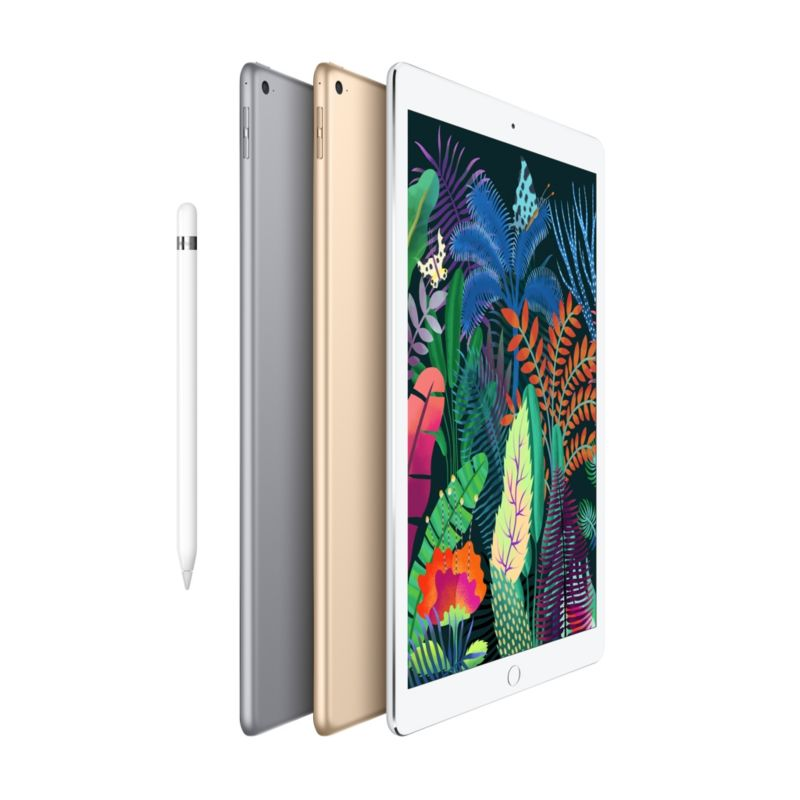 "Apple iPad Pro 12,9"" 2017 Wi-Fi 64 GB Spacegrau MQDA2FD/A"