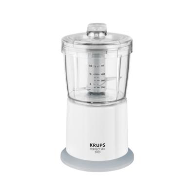 Krups  GVA 151 White Collection Zerkleinerer Speedy Pro weiß-grau | 3045388198458
