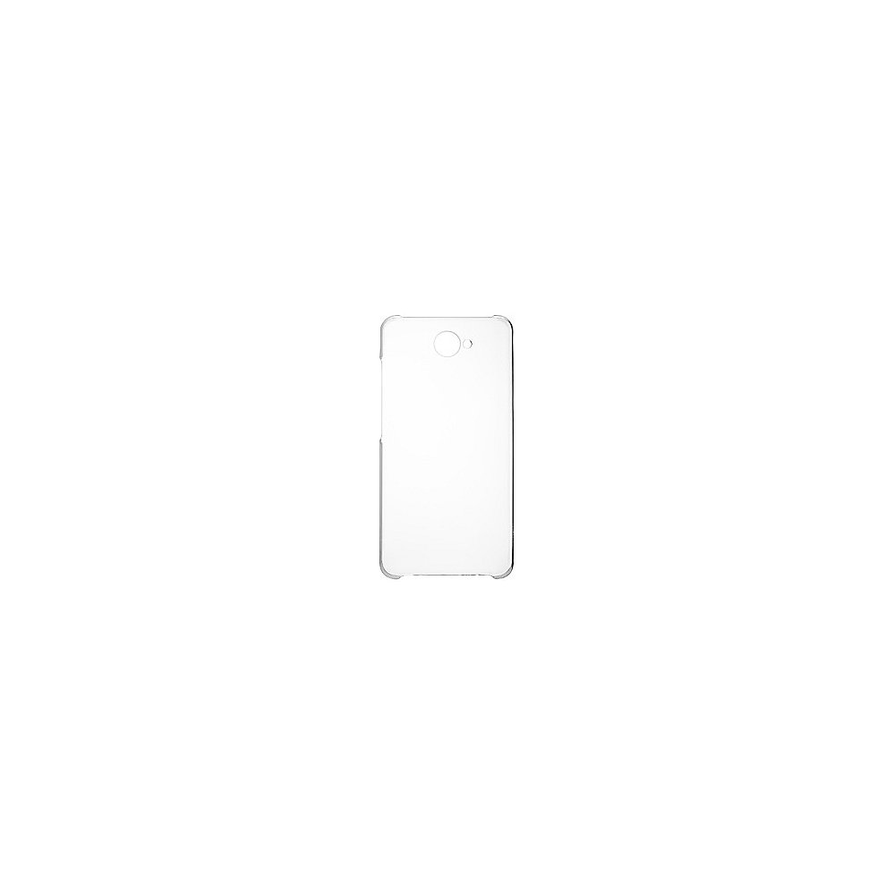 Huawei Backcover für Y6 2017, transparent