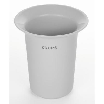Krups  XF908D Rührbecher für 3 Mix 9000, 5000, 3000 grau   3045386358922