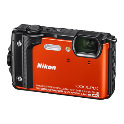 Nikon  COOLPIX W300 Unterwasserkamera orange   0018208954278