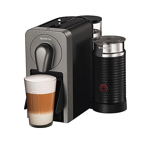 XN 411T Nespresso Prodigio + Milch Titan   0010942219712