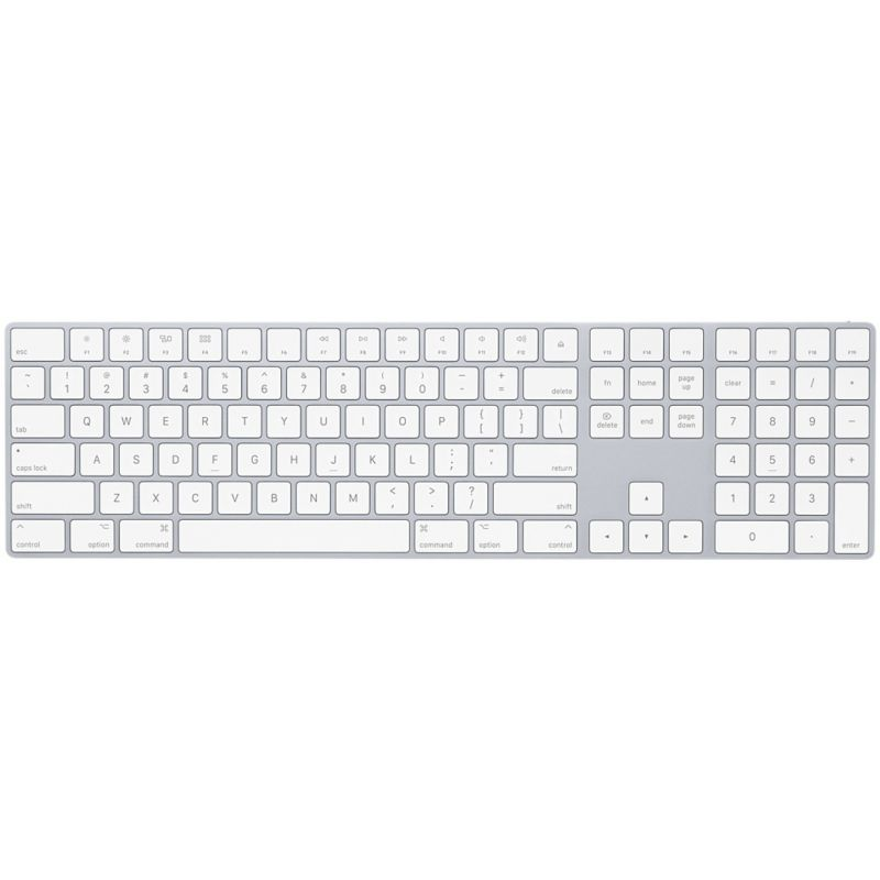 Apple Magic Keyboard mit Ziffernblock (Englisch-International)