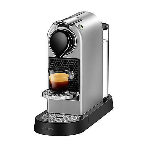 Krups XN 740B Nespresso CitiZ Silber | 0010942220312
