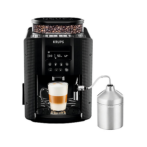 EA 8160 Espresso-Kaffee-Vollautomat Schwarz   0010942218647