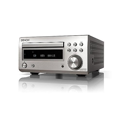 RCD-M41DAB FM/DAB/CD Receiver, Bluetooth silber   4951035061138