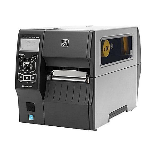 ZEBRA ZT400 Series ZT410 Thermo-Etikettendrucker USB LAN Seriell WLAN BT | 5712505327647
