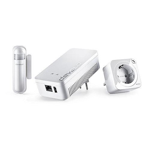 devolo Home Control Starter Paket 2.0 (Smart Home, Z Wave, Hausautomation) | 4250059699502
