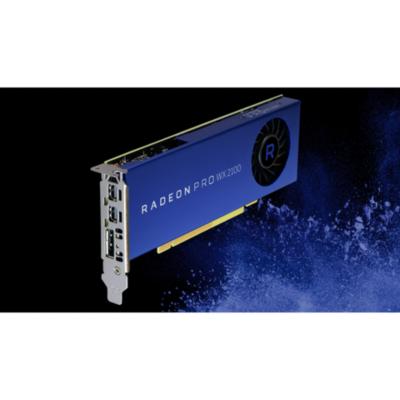 AMD  Radeon Pro WX2100 2GB GDDR5 PCIe Workstation Grafikkarte 2x Mini DP/1x DP | 0727419416443