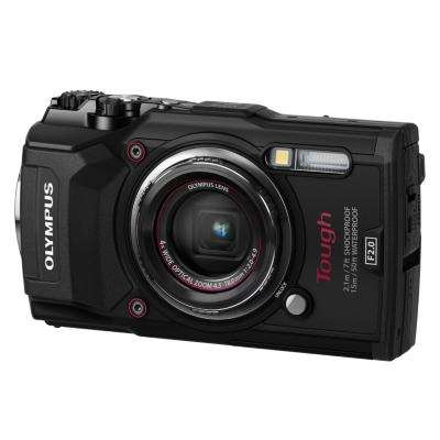 Olympus  TOUGH TG-5 Unterwasserkamera schwarz | 4545350051099