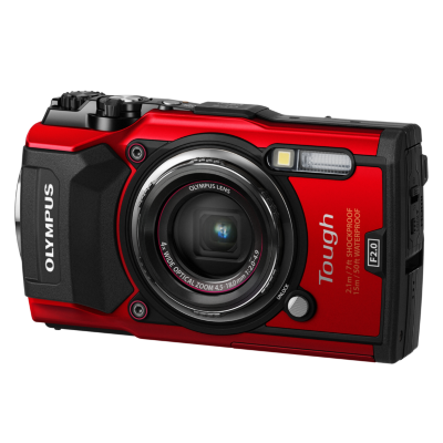 Olympus  TOUGH TG-5 Unterwasserkamera rot | 4545350051112