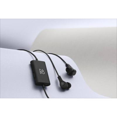 Bang & Olufsen B&O PLAY BeoPlay E4 In-Ear Kopfhörer schwarz Active Noise Cancellation | 5705260065251