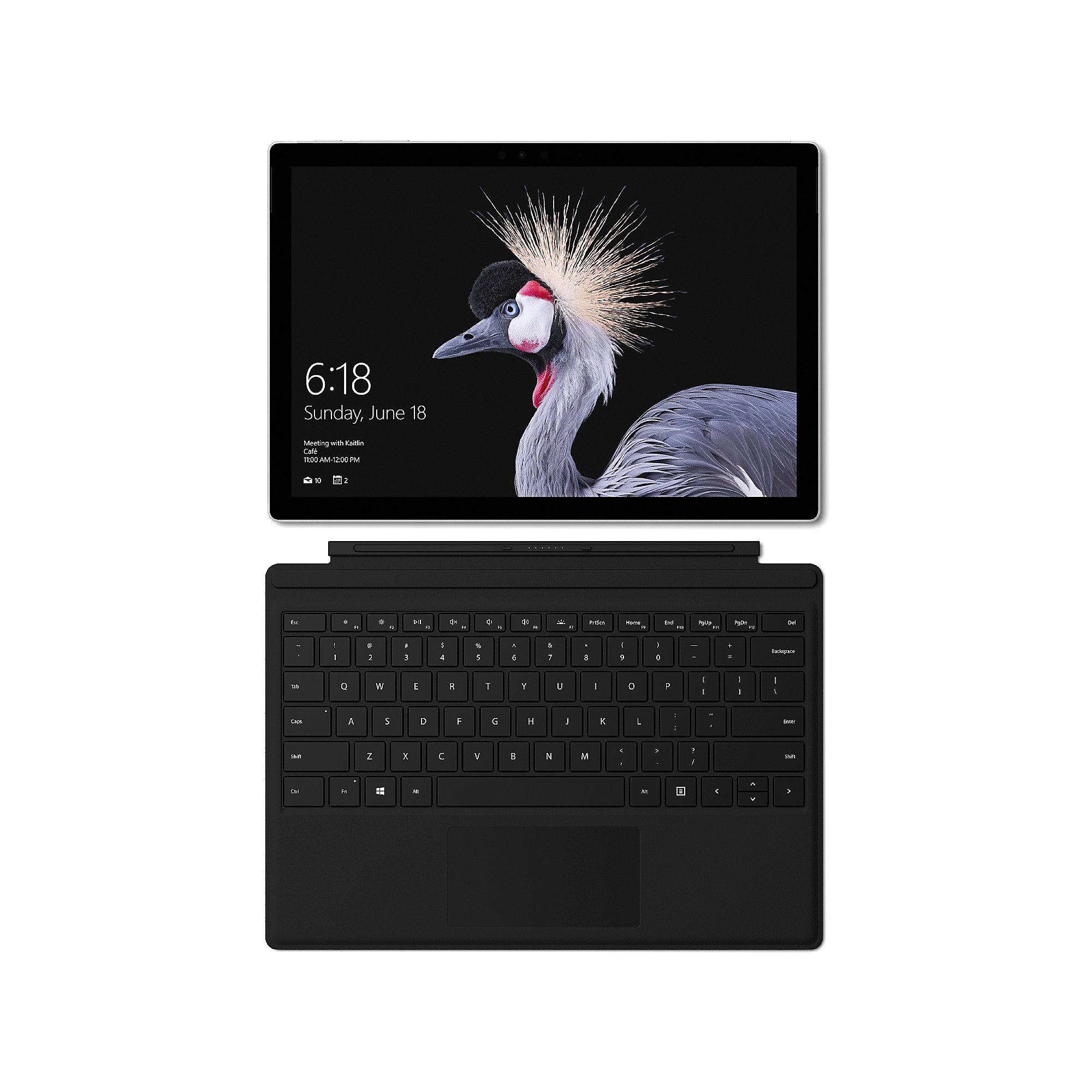 surface pro fjr 00003 2in1 m3 7y30 pcie ssd qhd windows. Black Bedroom Furniture Sets. Home Design Ideas