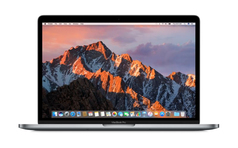 "Apple MacBook Pro 13,3"" Retina Late 2016 2,0 GHz i5 8 GB 256 GB II540 Space Grau"