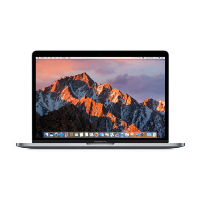 Apple  MacBook Pro 13,3″ Retina 2017 i7 2,5/16/256 GB Space Grau BTO | 8592978081553
