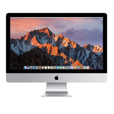 Apple  iMac 27″ Retina 5K 2017 3,8/64/2TB FD RP580 MM + MK BTO | 4005922457044