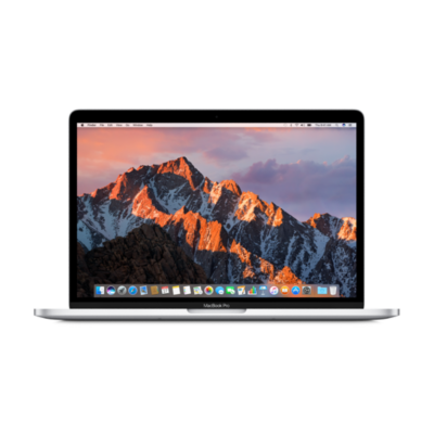 Apple  MacBook Pro 13,3″ Retina 2017 i5 2,3/16/128 GB Silber BTO   8592978081591