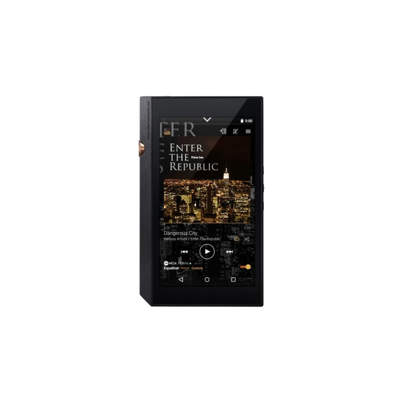 Pioneer XDP-300R-B portabler Compact High-Res Player, schwarz