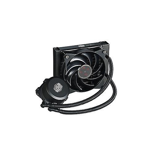 Cooler Master MasterLiquid Lite 120 Wasserkühlung für Intel und AMD CPU