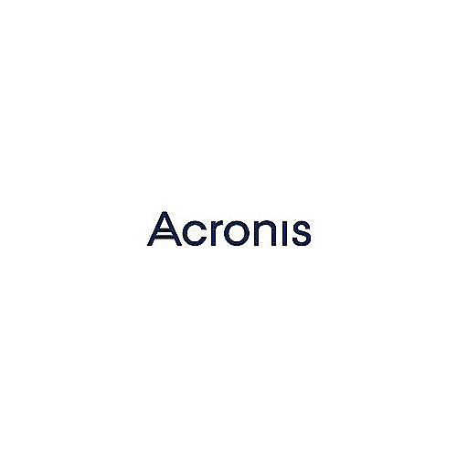 Acronis Backup 12.5 Advanced Virtual Host Lizenz, Version Upgrade + 1a AAP (1-4)