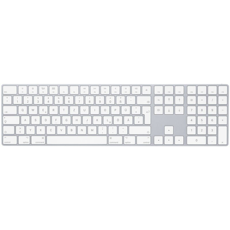 Apple Magic Keyboard mit Ziffernbloack