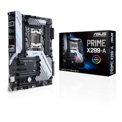 Asus  PRIME X299-A ATX Mainboard Sockel 2066 USB3.1(Typ C-Gen2)/M.2 | 4712900769432
