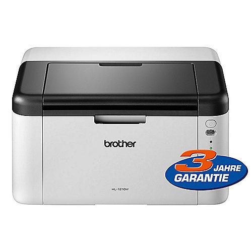 Brother HL-1210W S/W-Laserdrucker WLAN