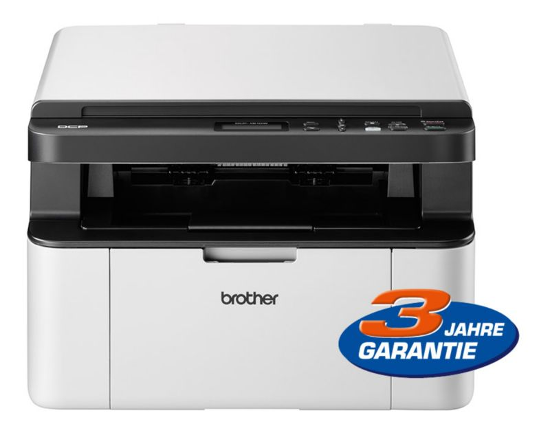 brother dcp 1610w s w laser multifunktionsdrucker scanner kopierer wlan cyberport. Black Bedroom Furniture Sets. Home Design Ideas