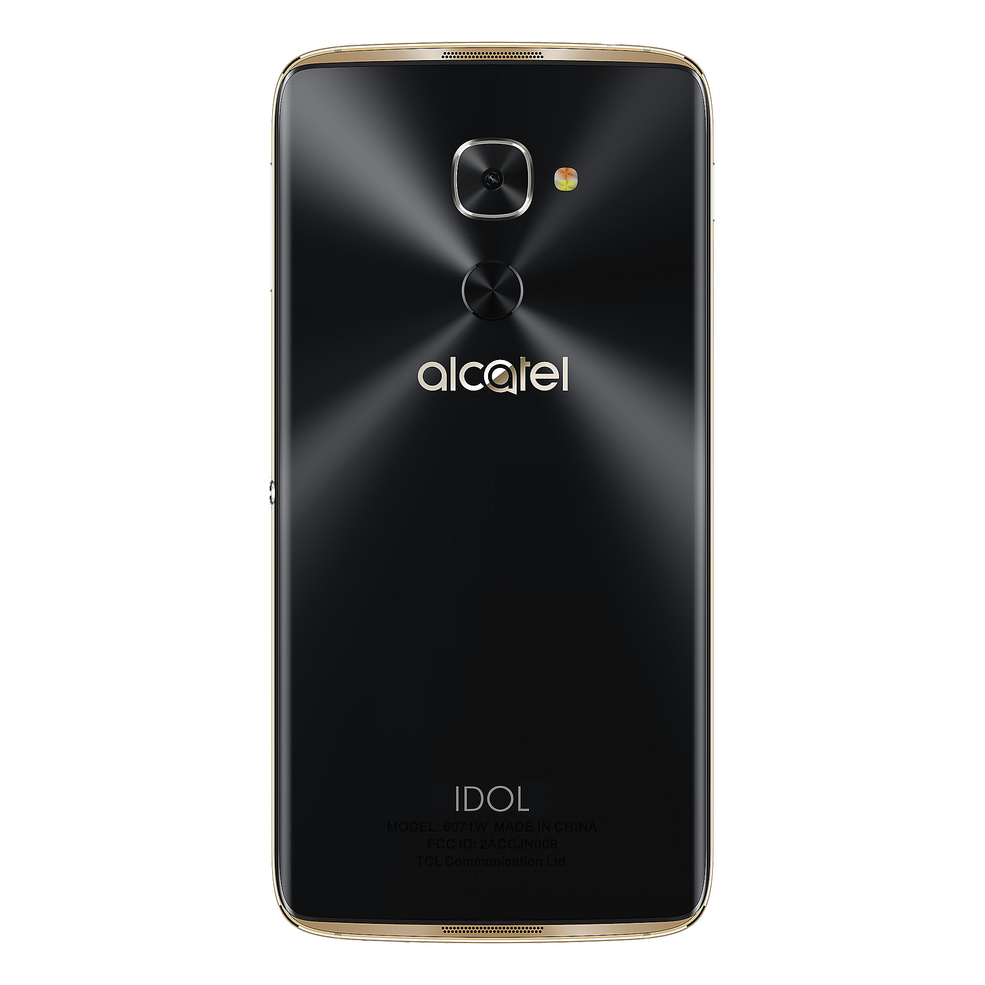 Alcatel Idol 4 Pro 6077X schwarz gold Windows 10 Smartphone