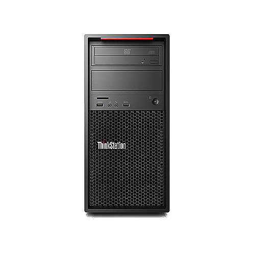 Lenovo ThinkStation P320 Tower Workstation – i7-7700 8GB/1TB SATA DVD±RW   0191545351518