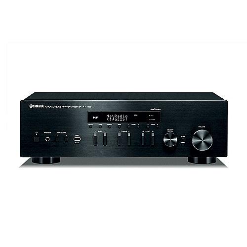 yamaha r n402d hifi receiver dlna airplay dab musiccast. Black Bedroom Furniture Sets. Home Design Ideas