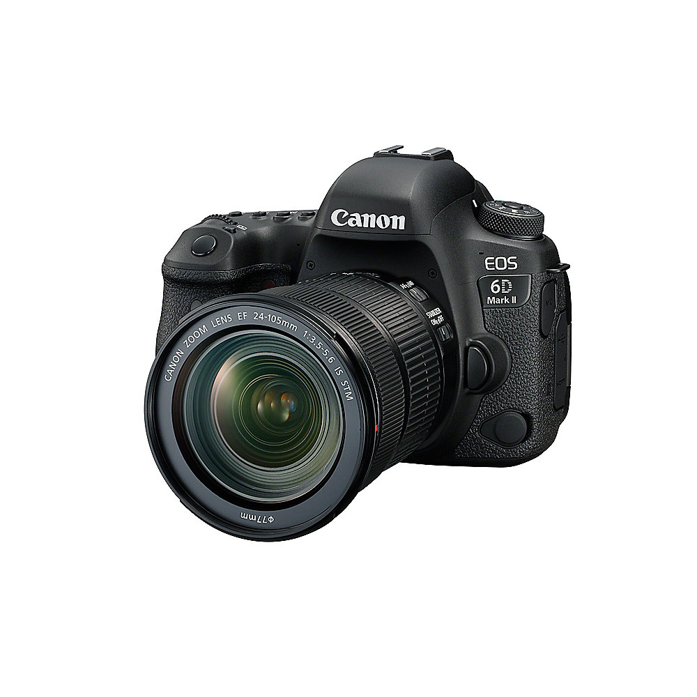 Canon EOS 6D Mark II Kit 24-105mm IS STM Spiegelreflexkamera