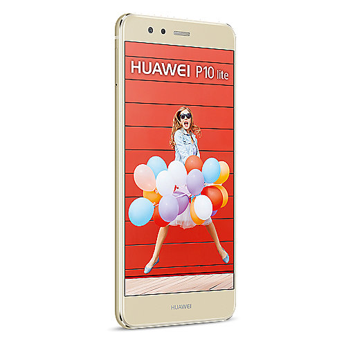 HUAWEI P10 lite platinum gold Android 7.0 Smart...