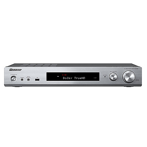 pioneer vsx s520d 6 2 av receiver dab bluetooth. Black Bedroom Furniture Sets. Home Design Ideas
