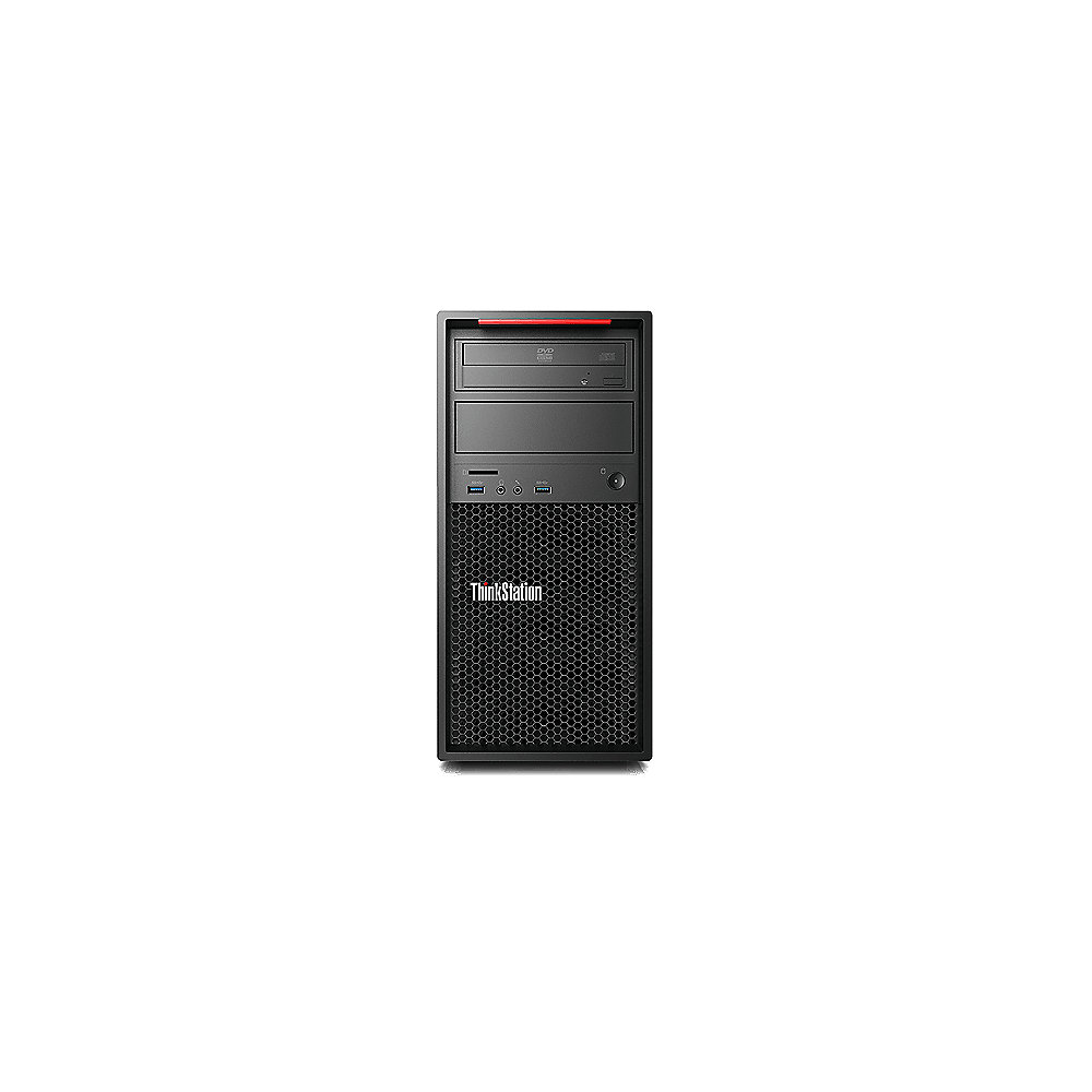 Lenovo ThinkStation P320 Tower - i7-7700 8GB/1TB SATA DVD±RW HD630 W10P