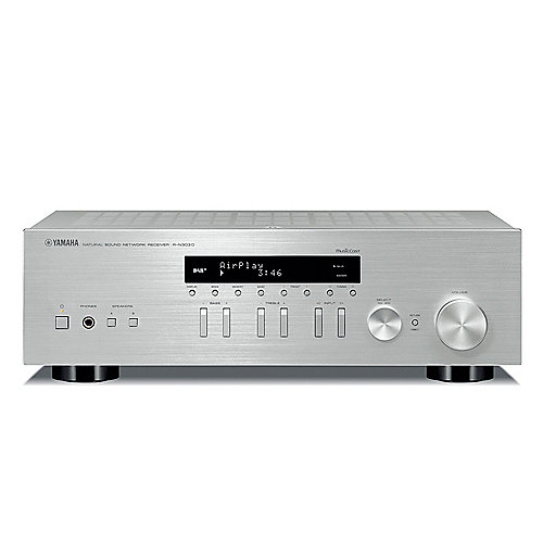 yamaha r n303d hifi receiver dlna airplay dab musiccast. Black Bedroom Furniture Sets. Home Design Ideas