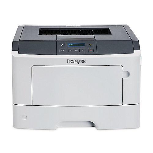 Lexmark MS317dn S/W-Laserdrucker Duplex LAN + 4...