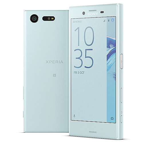 Sony Xperia XCompact mist blue Android Smartphone