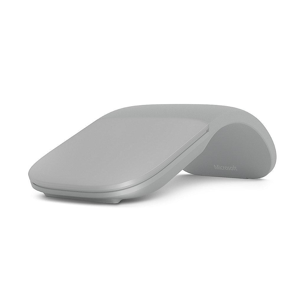 Microsoft Surface Arc Mouse platin grau