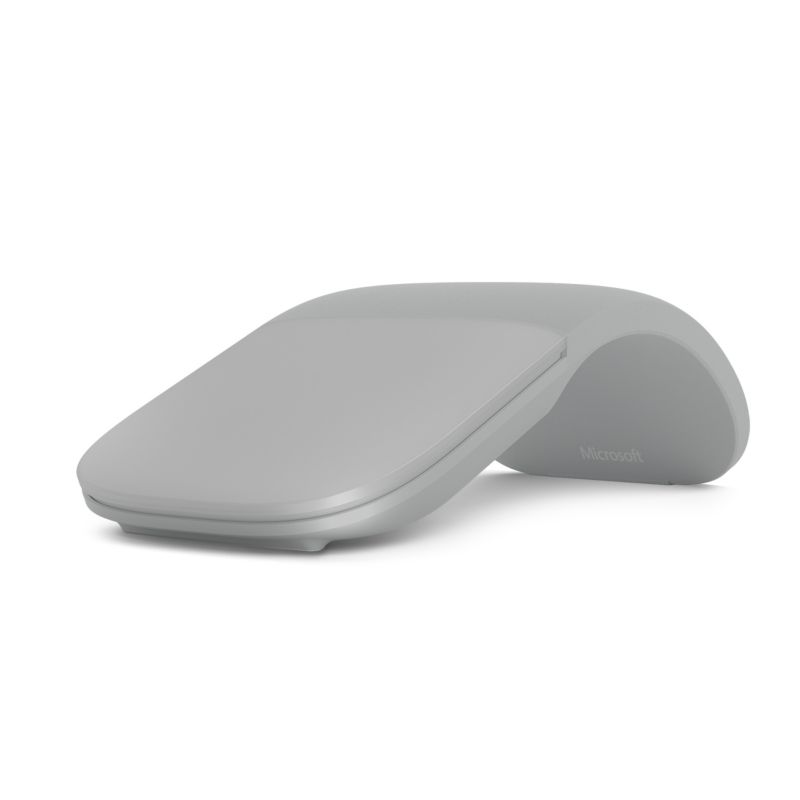 Microsoft Surface Arc Mouse grau