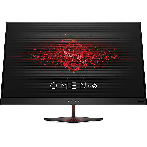 "HP OMEN 27 Gaming-Display 68,58cm(27"") QHD TN-Panel mit DP/HDMI/USB"
